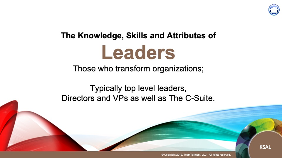 Talent Management Leaders