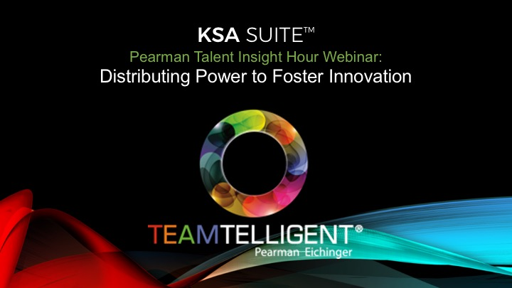 Distributing Power to Foster Innovation