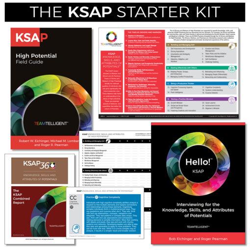 KSAP High Potential Starter Kit Sample